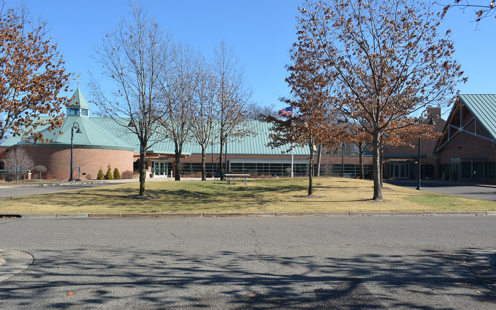Slide9 LINO LAKES CIVIC COMPLEX